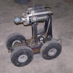 448 Camera Tractor