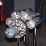 448 Tractor light head